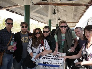 The Startup Bus Tampa Crew